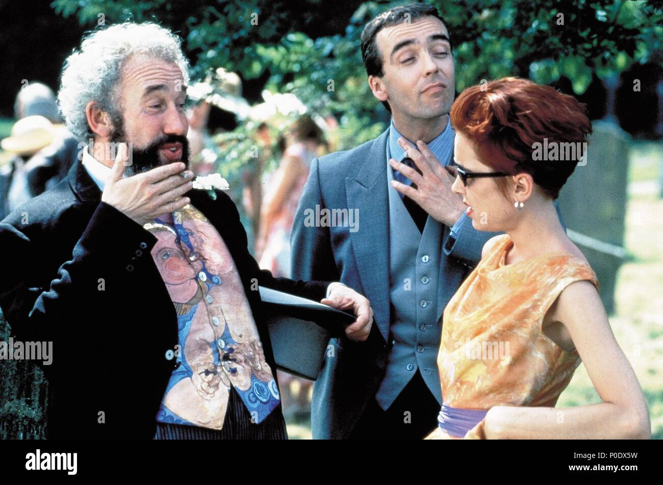 Original Film Title Four Weddings And A Funeral English Title