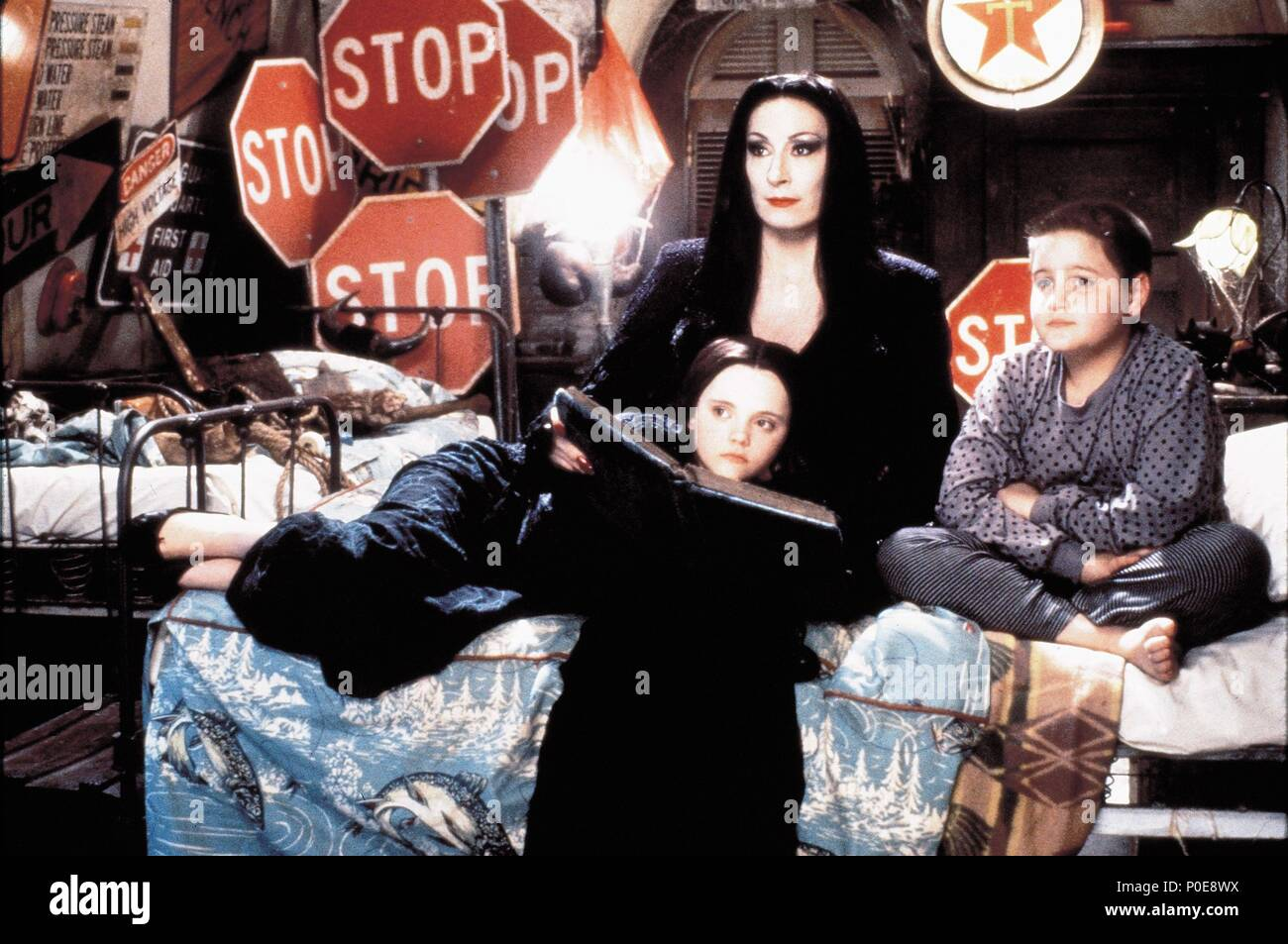 The Addams Family High Resolution Stock Photography And Images Alamy