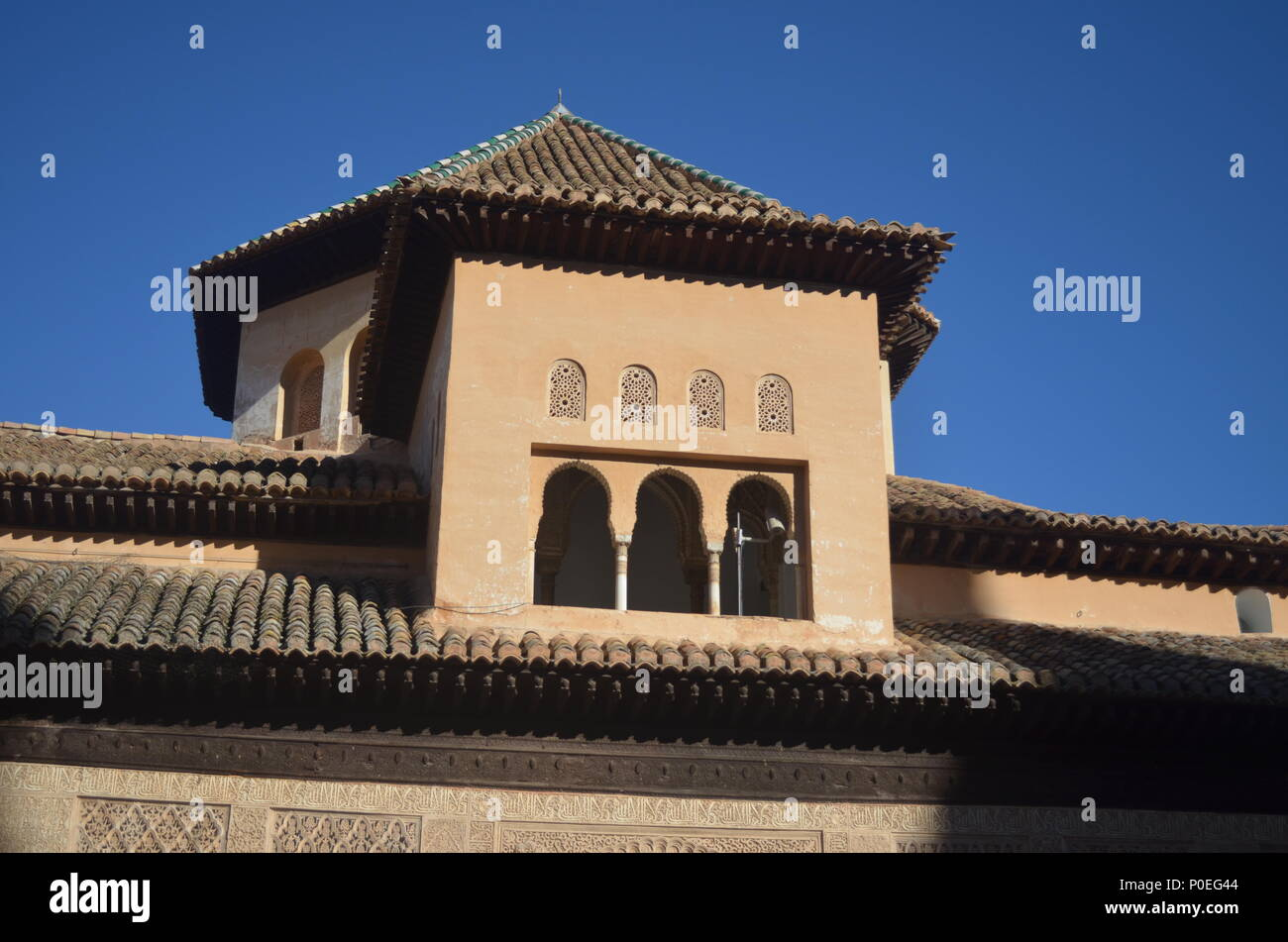 Arabic architecture 1 - Stock Image