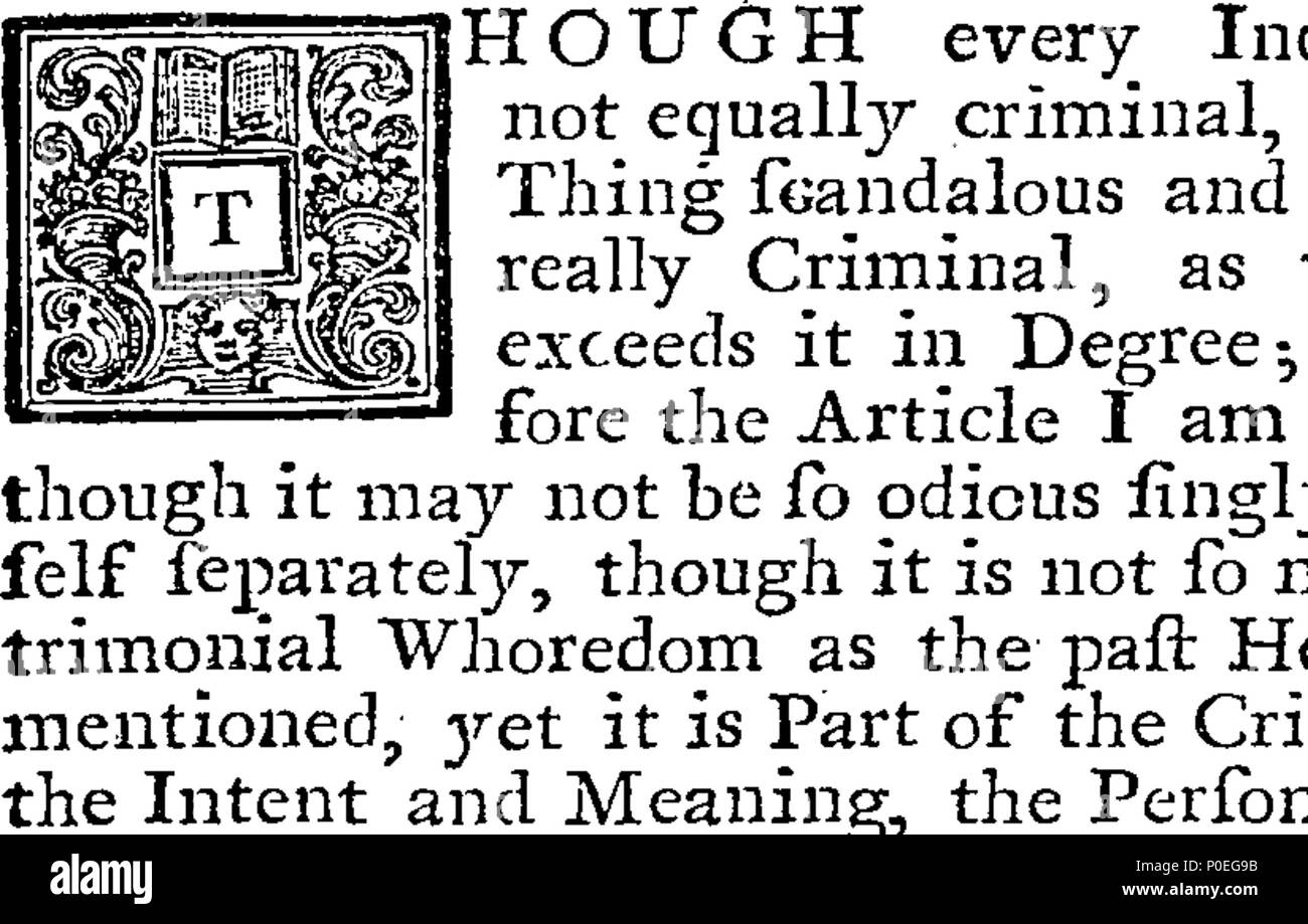 English: Fleuron from book: A treatise concerning the use