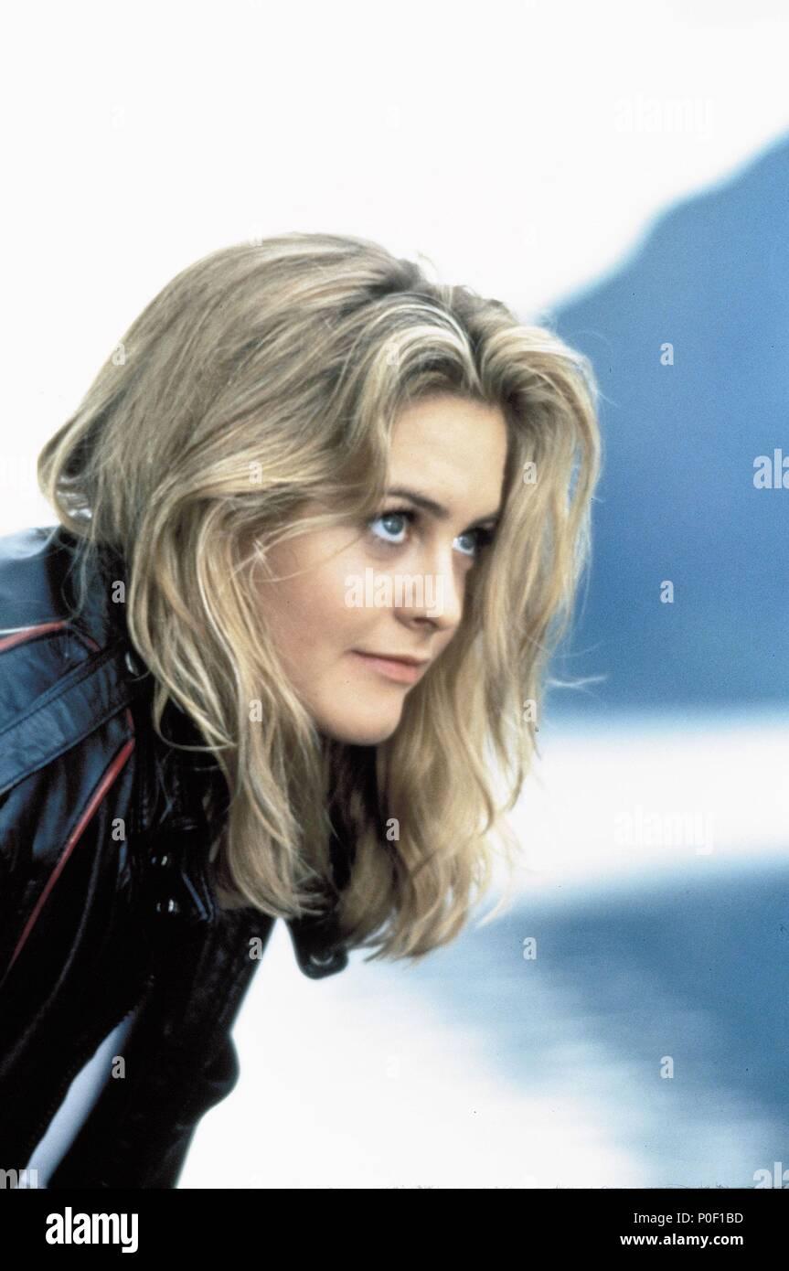 Original Film Title: EXCESS BAGGAGE.  English Title: EXCESS BAGGAGE.  Film Director: MARCO BRAMBILLA.  Year: 1997.  Stars: ALICIA SILVERSTONE. Credit: COLUMBIA TRI STAR / McEWAN, ROB / Album - Stock Image