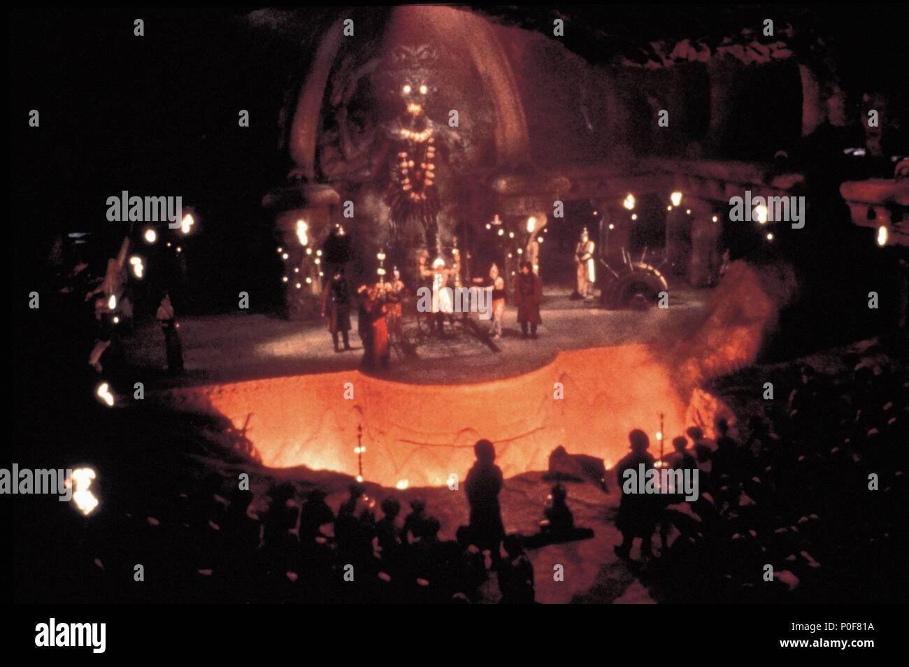 Indiana Jones And The Temple Of Doom Stock Photos & Indiana