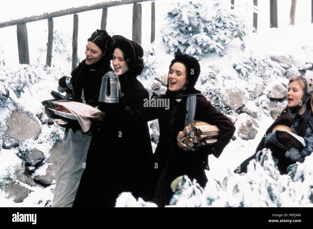 Little Women 1994 Claire DanesStock Photos and Images