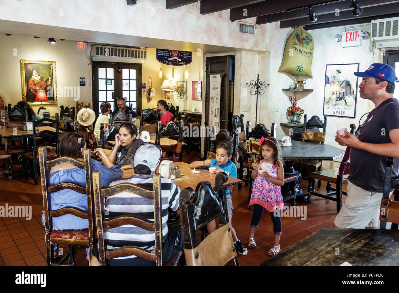 Cafe De Centro St Augustine