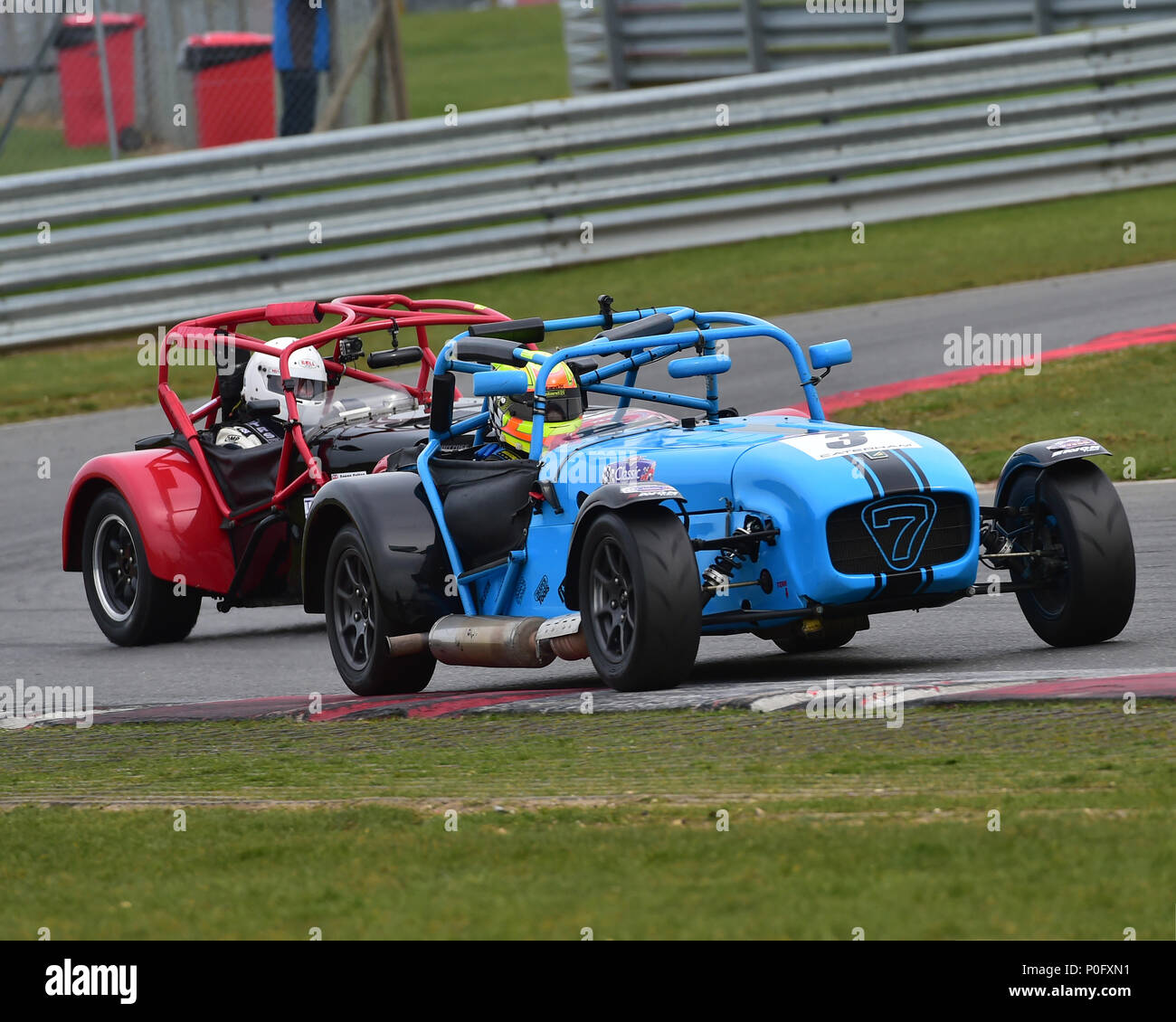 Caterham 7 stock photos caterham 7 stock images alamy for Burke motor group used cars