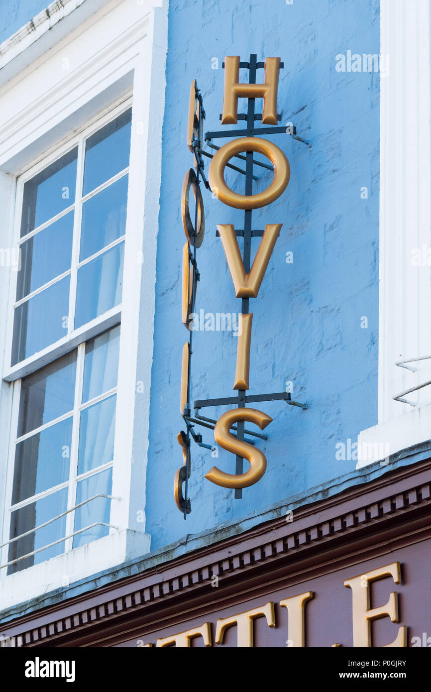 Hovis Sign Stock Photos & Hovis Sign Stock Images - Alamy