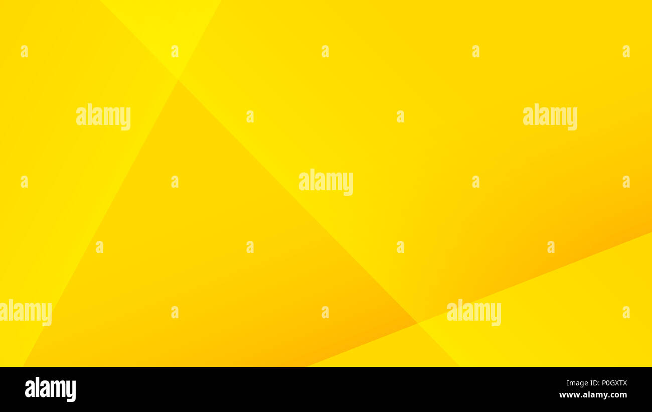 Yellow Poly Background Stock Photo 206896730