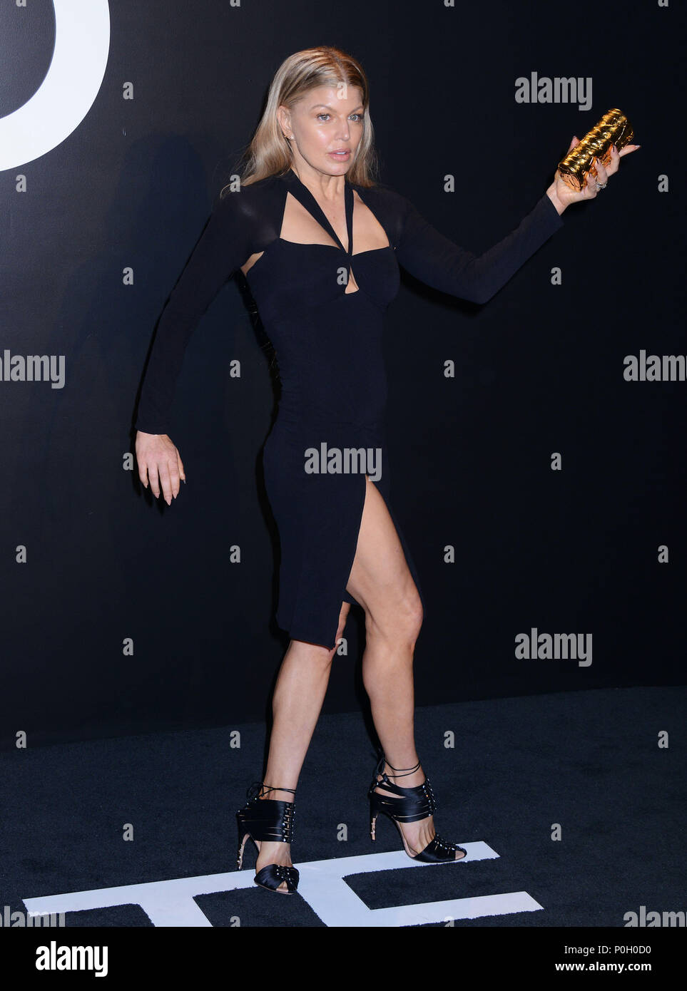 95d8cf1a15a Sarah Ferguson ( Fergie ) 130 at the Tom Ford Autumn Winter 2015 Collection  at the Milk Studio lot in Los Angeles. February 20