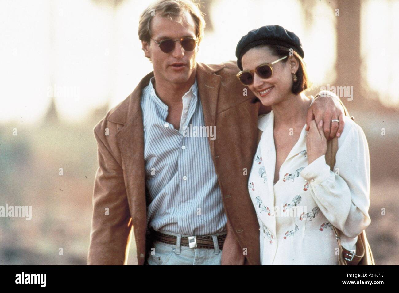 Original Film Title: INDECENT PROPOSAL.  English Title: INDECENT PROPOSAL.  Film Director: ADRIAN LYNE.  Year: 1993.  Stars: DEMI MOORE; WOODY HARRELSON. Credit: PARAMOUNT PICTURES / Album - Stock Image