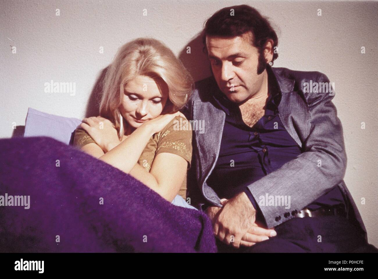 Original Film Title Nous Ne Vieillirons Pas Ensemble English Title Break Up Film Director Maurice Pialat Year 1972 Stars Macha Meril Jean Yanne Stock Photo Alamy