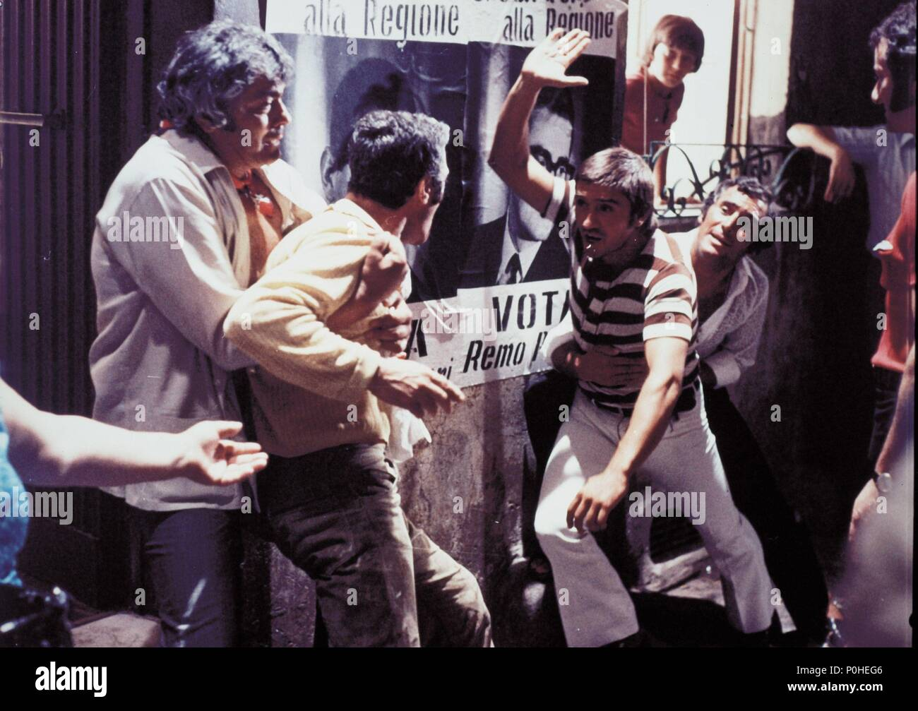 Original Film Title: ANN.  English Title: FELLINI'S ROMA.  Film Director: FEDERICO FELLINI.  Year: 1972. Credit: ULTRA FILMS/PRODS ARTISTES ASSOCIES / Album - Stock Image