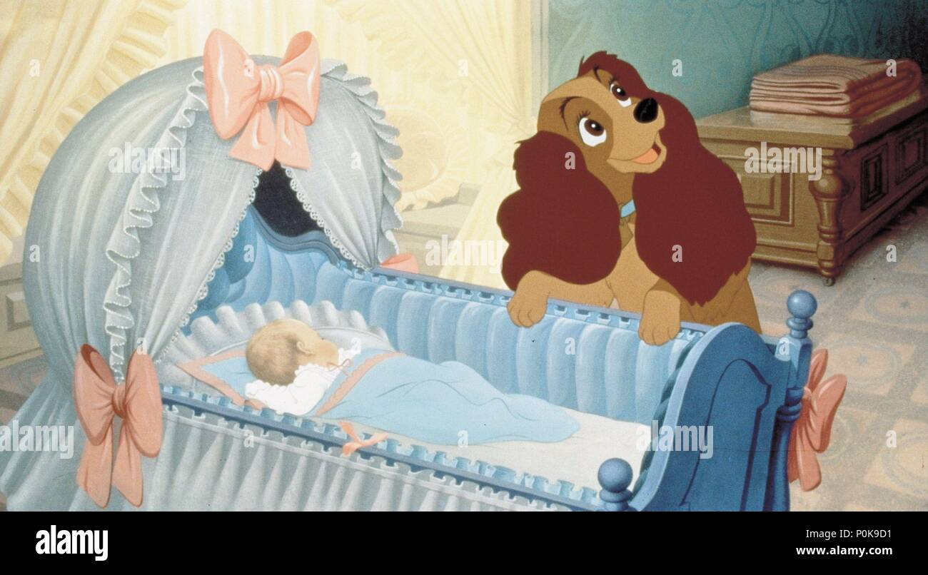 Page 2 Lady And The Tramp 1955 High Resolution Stock Photography And Images Alamy