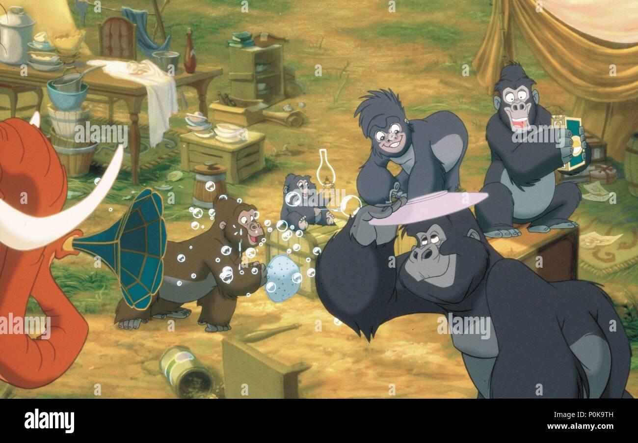 Tarzan (film, 2016) — Wikipédia