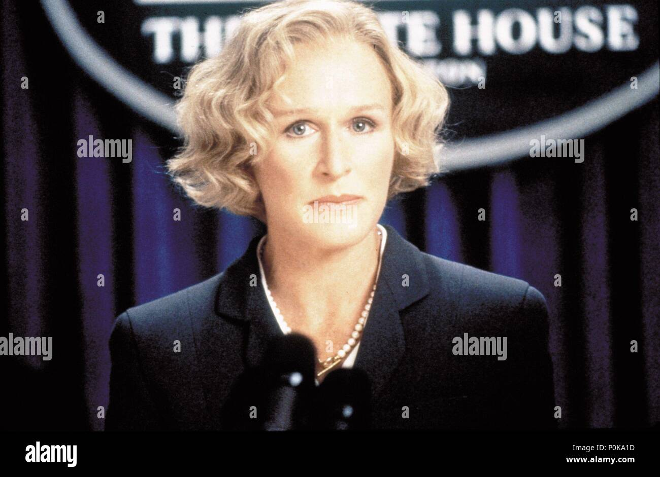 Glenn Close Air Force One Stock Photos Glenn Close Air