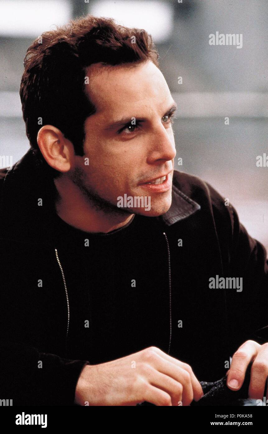 Original Film Title: THERE'S SOMETHING ABOUT MARY.  English Title: THERE'S SOMETHING ABOUT MARY.  Film Director: BOBBY & PETER FARRELLY; BOBBY FARRELLY; PETER FARRELLY.  Year: 1998.  Stars: BEN STILLER. Credit: 20TH CENTURY FOX / WATSON, GLEN / Album - Stock Image