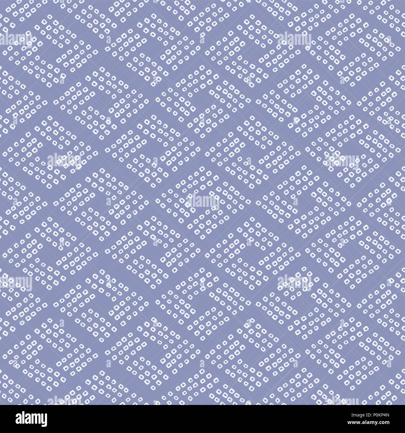 Seamless pattern  Rhombs  Japanese Shibori ornament  Asian