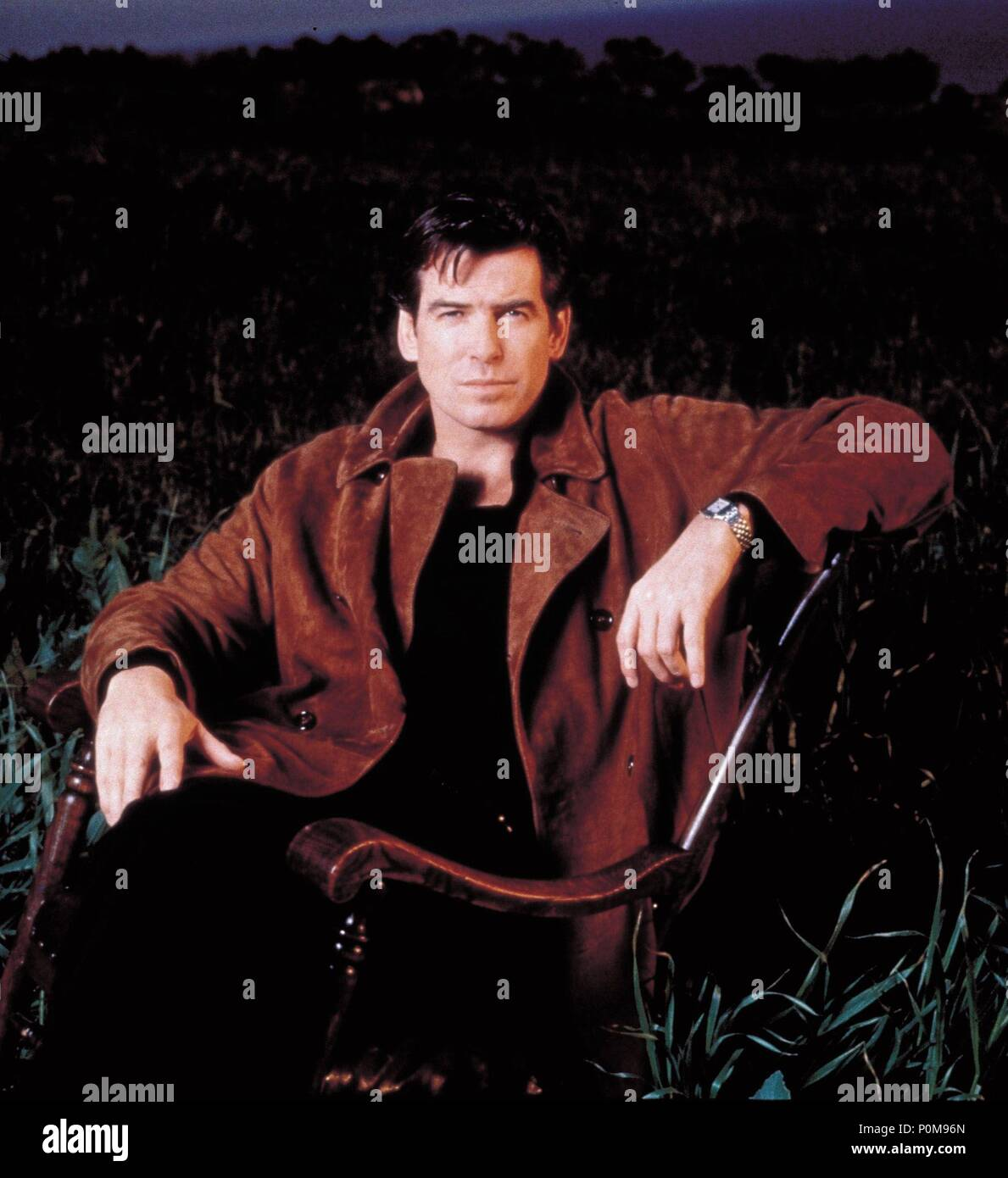 Dantes Peak 1997 Pierce Brosnan High Resolution Stock Photography And Images Alamy