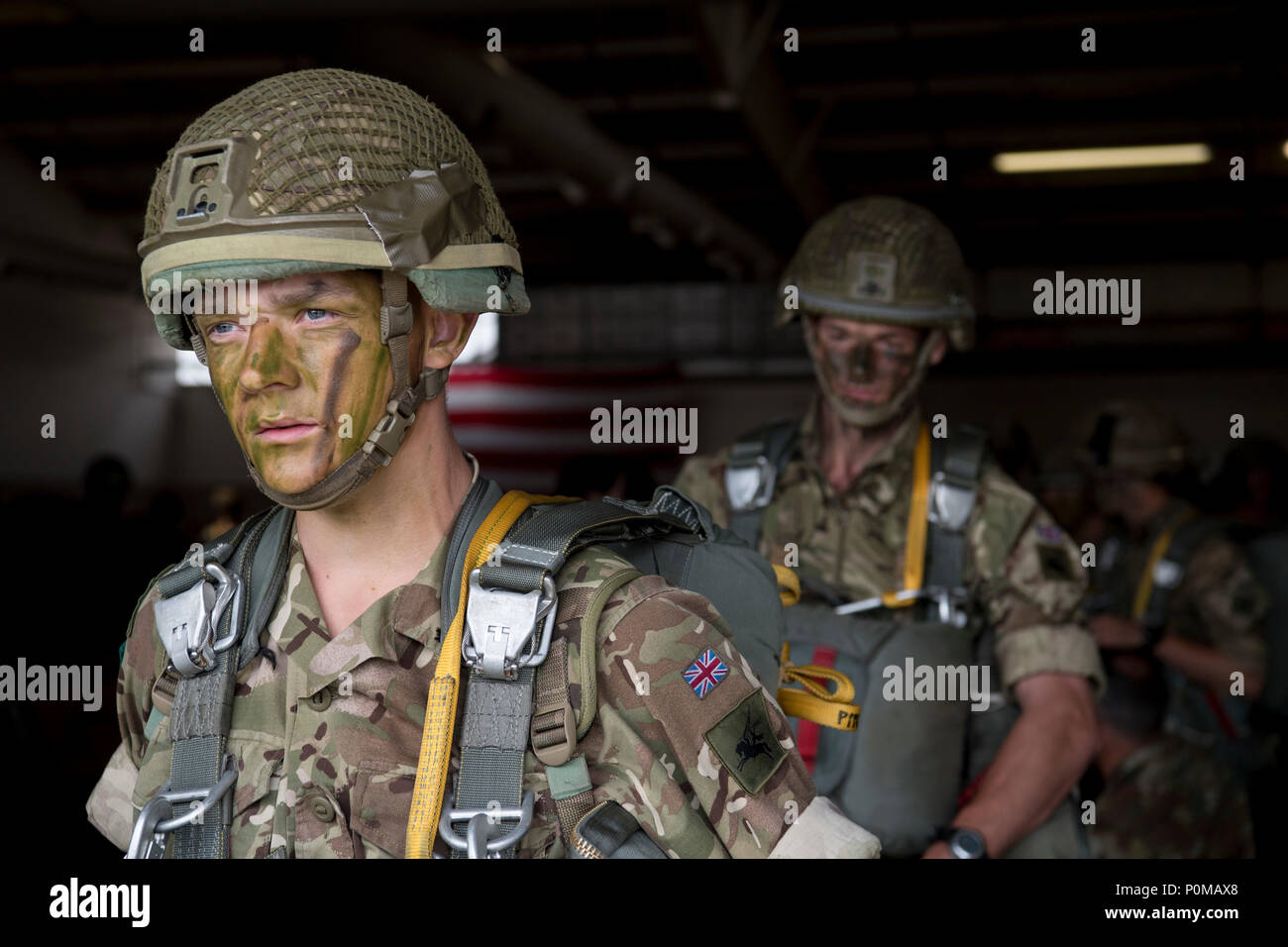 0621b3cec003c 3rd Battalion The Parachute Regiment Stock Photos   3rd Battalion ...