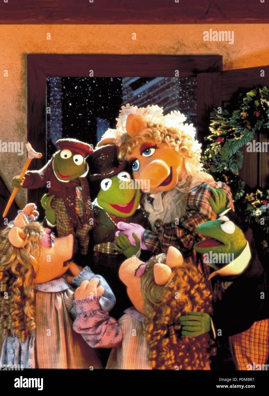 Original Film Title: THE MUPPET CHRISTMAS CAROL. English Title: THE ...