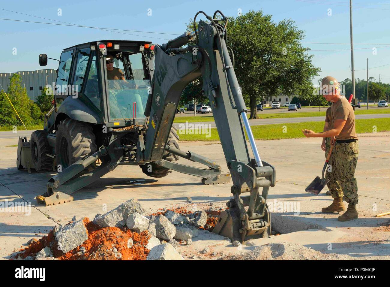 Ncf Stock Photos Images Alamy 1009 Military Wiring Harness Diagram 180607 N Ga223 Gulfport Miss June 7