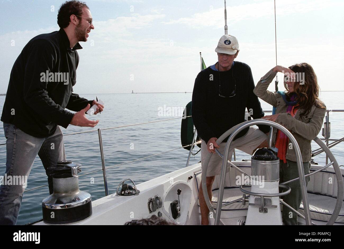 along came polly scuba boat scene