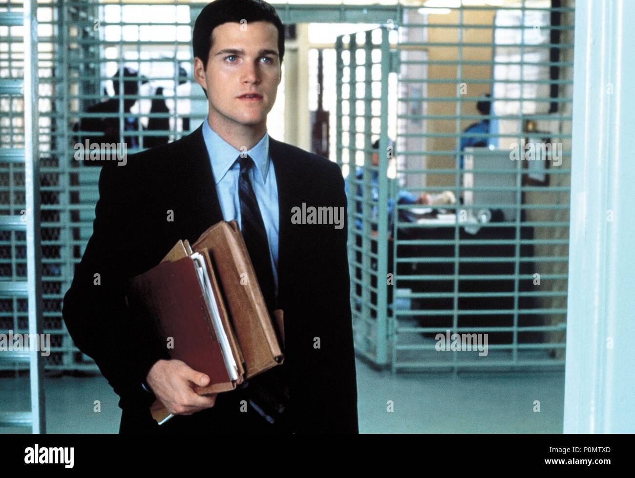Original Film Title: THE CHAMBER.  English Title: THE CHAMBER.  Film Director: JAMES FOLEY.  Year: 1996.  Stars: CHRIS O'DONNELL. Credit: COLUMBIA TRI STAR / DUHAMEL, FRANÇOIS / Album - Stock Image
