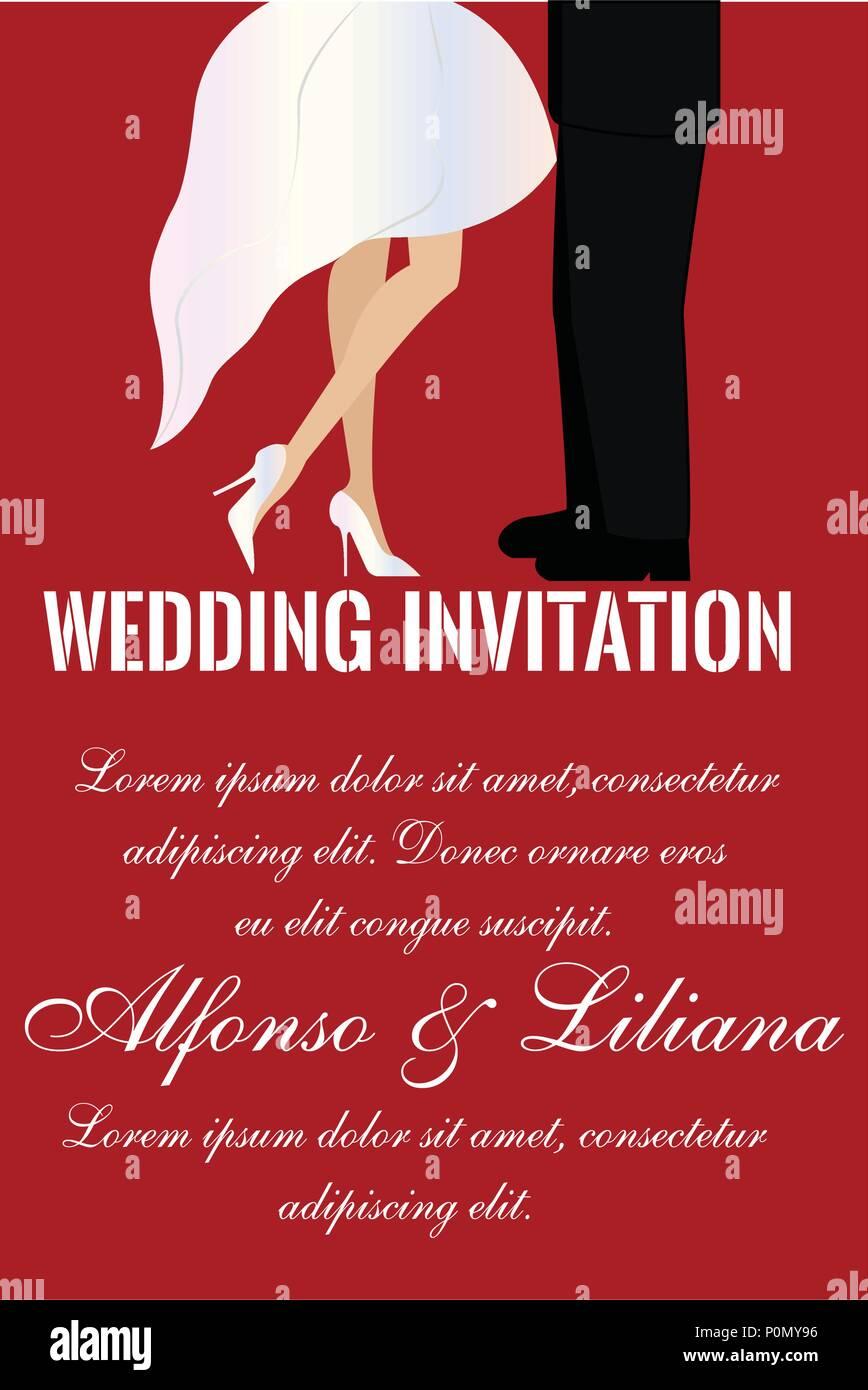 Fantastic Easy Way To Address Wedding Invitations Image ...