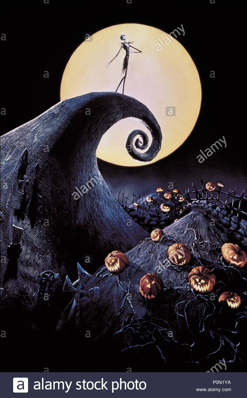original film title tim burtons nightmare before christmas english title tim burtons nightmare before christmas film director henry selick - Tim Burtons The Nightmare Before Christmas