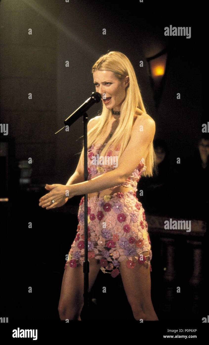 Original Film Title: DUETS.  English Title: DUETS.  Film Director: BRUCE PALTROW.  Year: 2000.  Stars: GWYNETH PALTROW. Credit: HOLLYWOOD PICTURES / McEWAN, ROB / Album - Stock Image