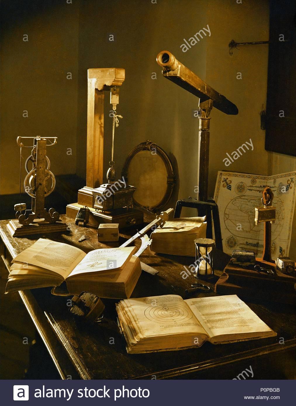 Galileo Galilei Compass