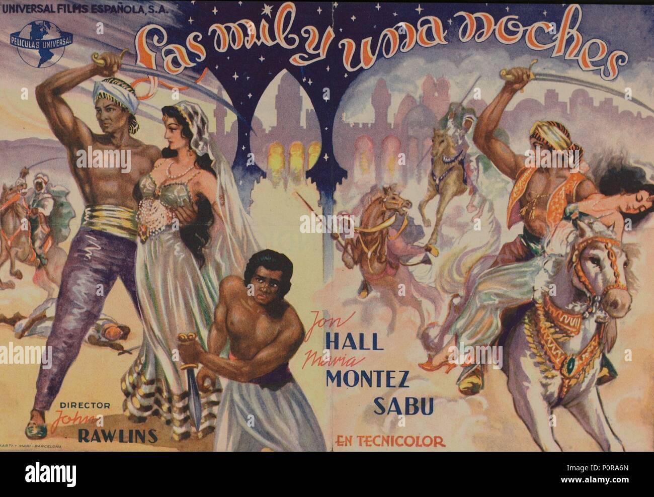 Arabian Nights Pelicula Completa Español original film title: arabian nights. english title: arabian