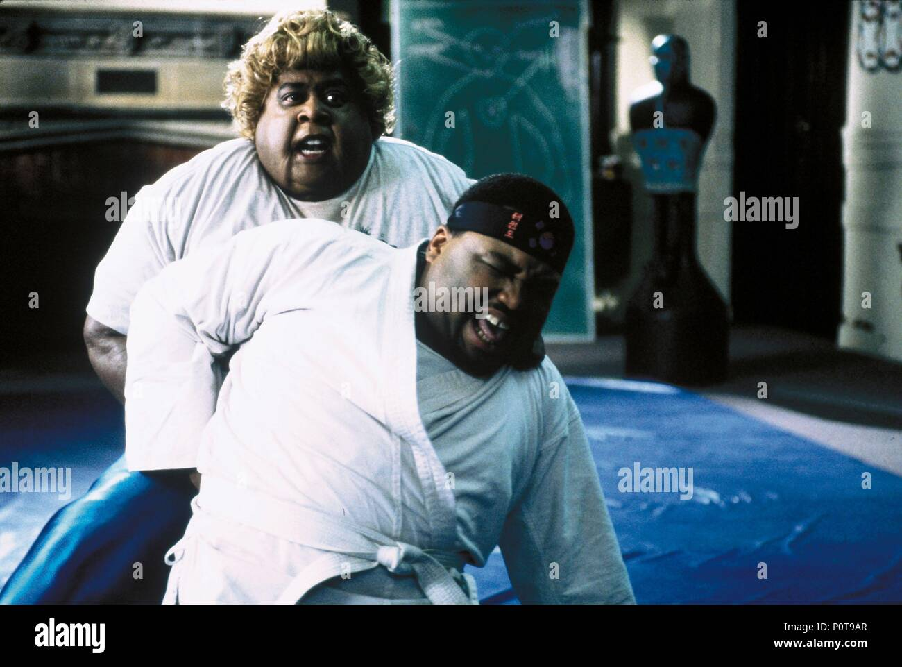 Original Film Title: BIG MOMMA'S HOUSE.  English Title: BIG MOMMA'S HOUSE.  Film Director: RAJA GOSNELL.  Year: 2000.  Stars: ANTHONY ANDERSON; MARTIN LAWRENCE. Credit: FOX FILMS / GOODE, NICOLA / Album - Stock Image