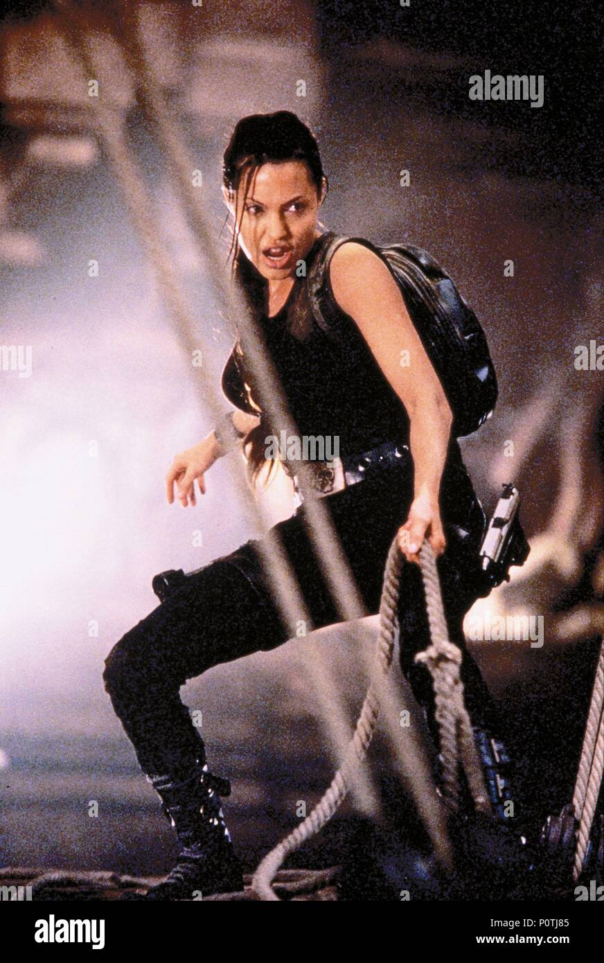 Original Film Title Lara Croft Tomb Raider English Title