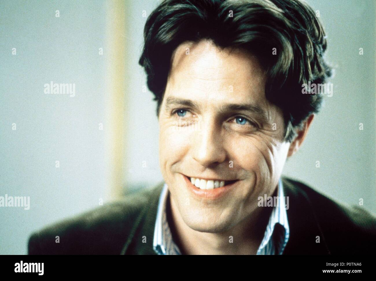 Original Film Title: NOTTING HILL.  English Title: NOTTING HILL.  Film Director: ROGER MICHELL.  Year: 1999.  Stars: HUGH GRANT. Credit: POLYGRAM / Album Stock Photo