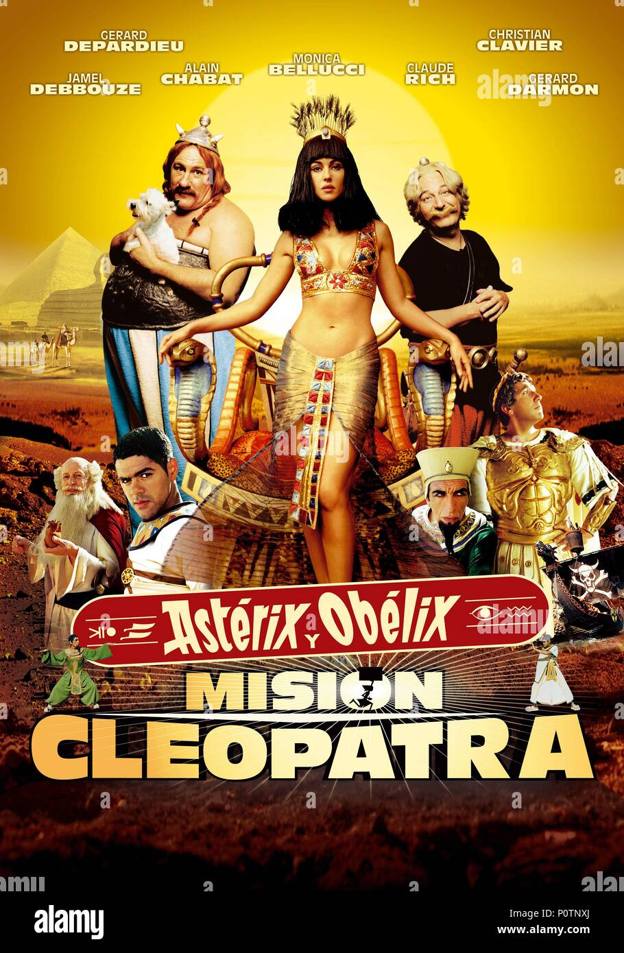 asterix mission cleopatre dvdrip