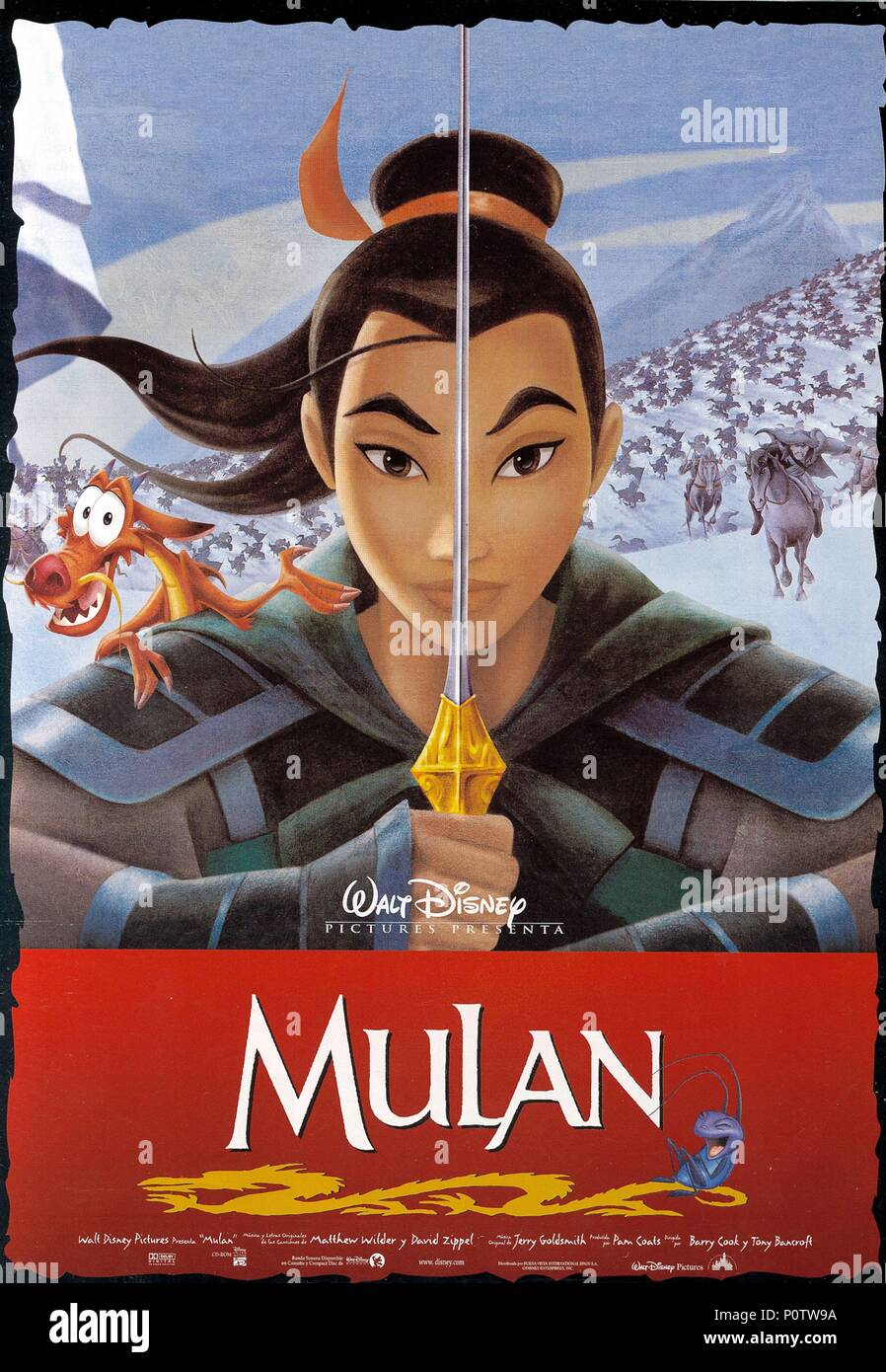 Mulan High Resolution Stock Photography And Images Alamy