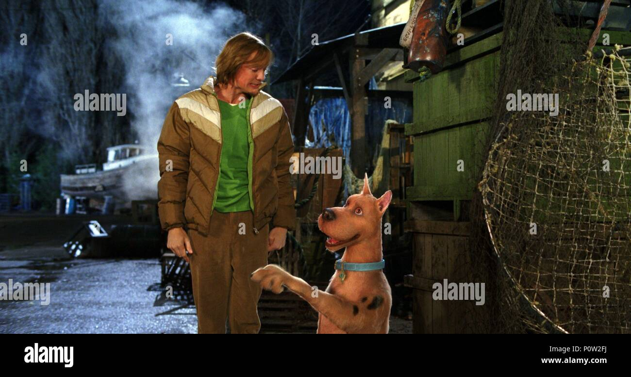 Original Film Title Scooby Doo 2 Monsters Unleashed English Title Scooby Doo 2 Monsters Unleashed Film Director Raja Gosnell Year 2004 Stars Matthew Lillard Credit Warner Bros Pictures Album Stock Photo Alamy