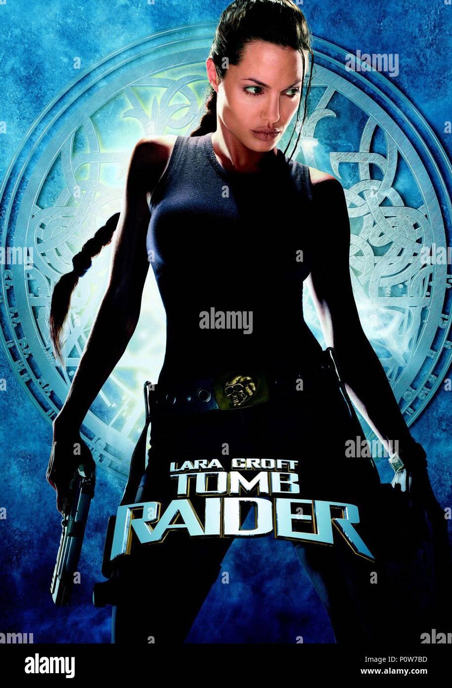 Original Film Title: LARA CROFT: TOMB RAIDER.  English Title: LARA CROFT: TOMB RAIDER.  Film Director: SIMON WEST.  Year: 2001. Credit: PARAMOUNT PICTURES / Album - Stock Image