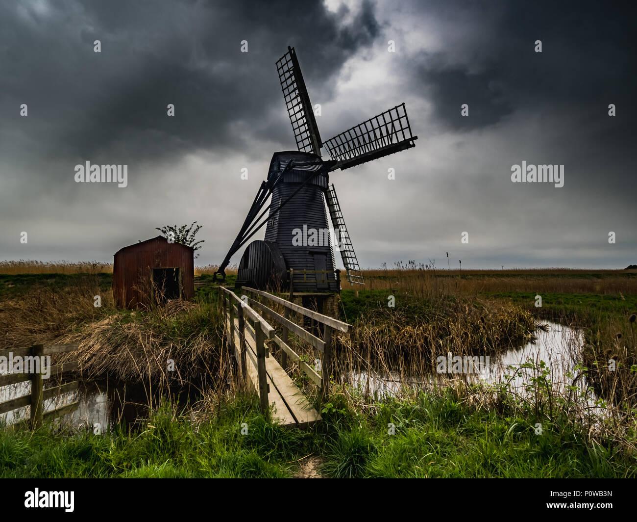 Blackmill Stock Photo