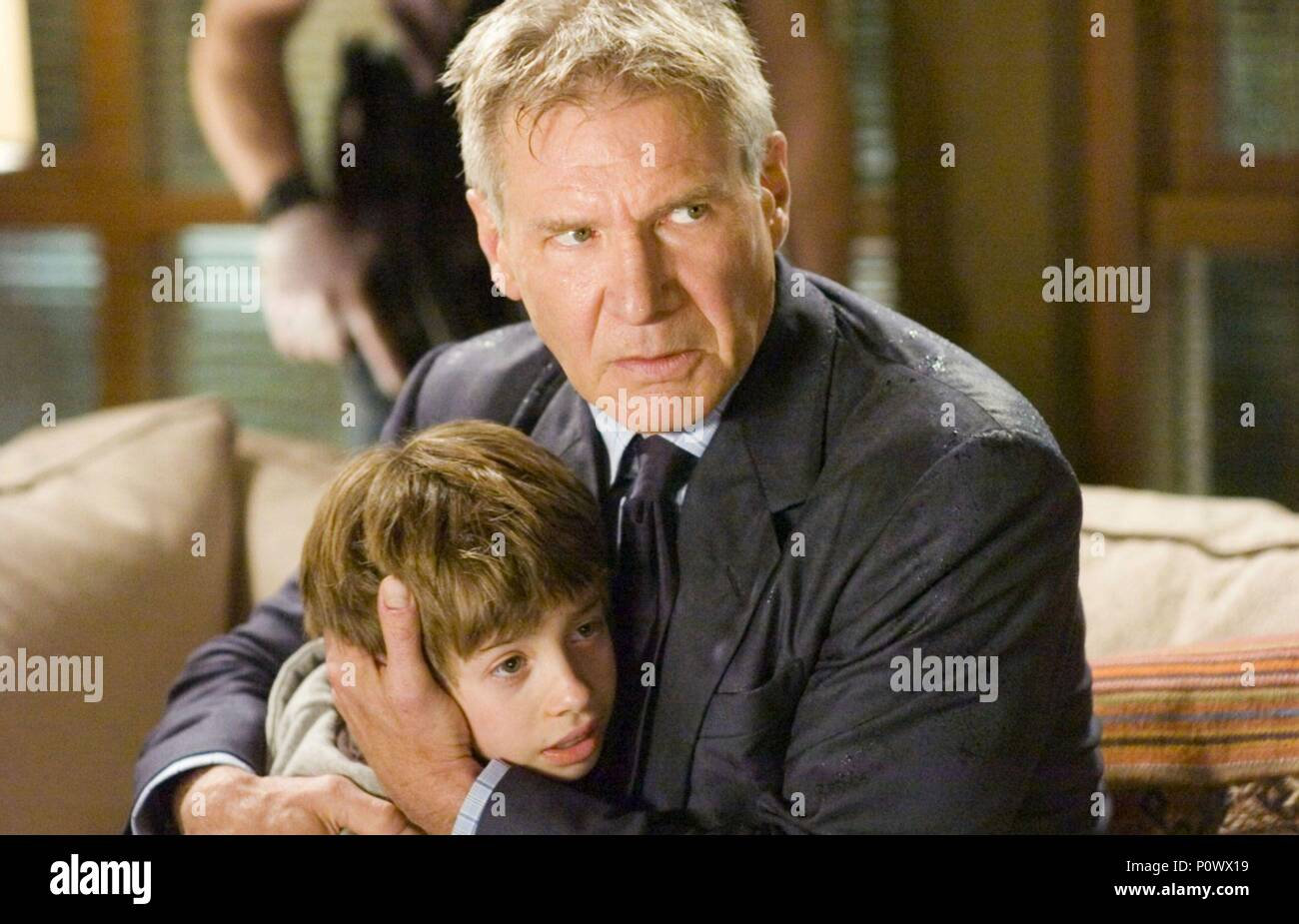 Harrison Ford And Son Stock Photos & Harrison Ford And Son