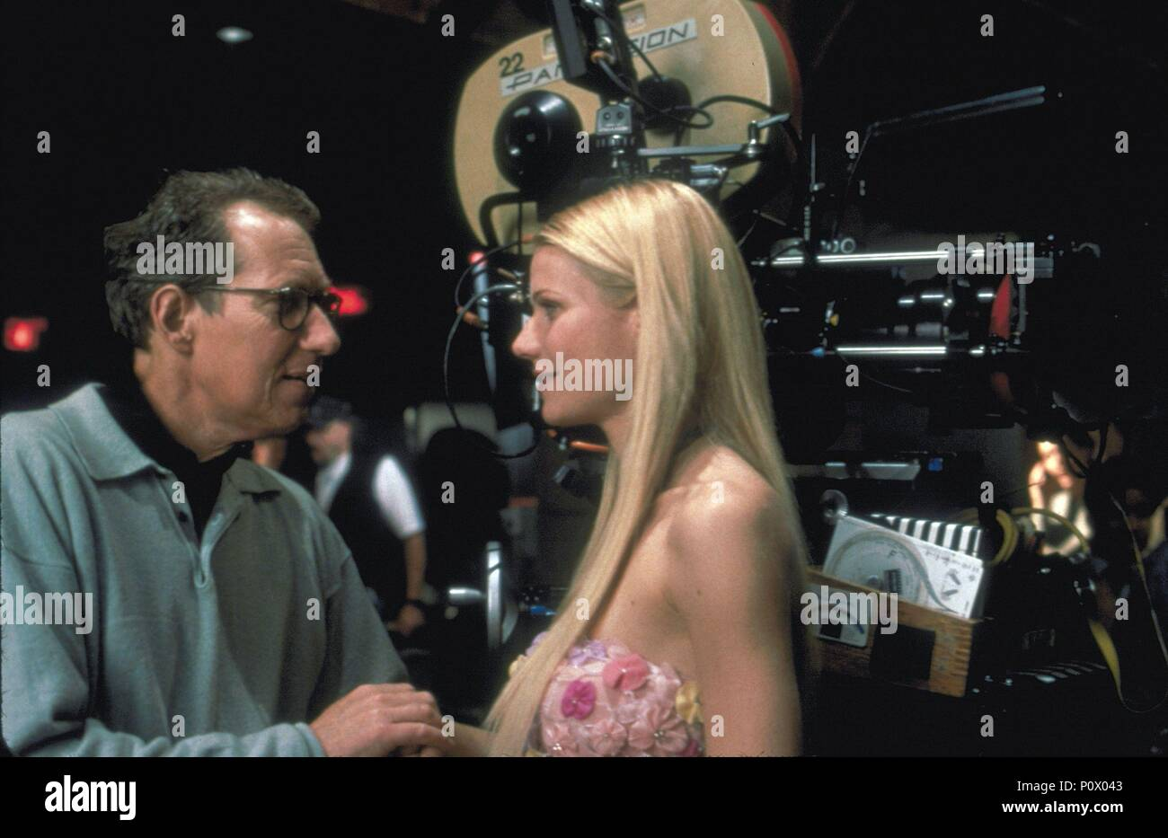 Original Film Title: DUETS.  English Title: DUETS.  Film Director: BRUCE PALTROW.  Year: 2000.  Stars: GWYNETH PALTROW; BRUCE PALTROW. Credit: HOLLYWOOD PICTURES / Album - Stock Image