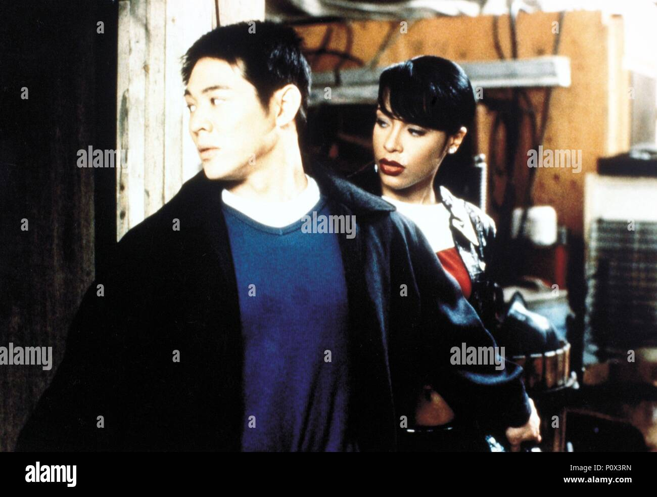 romeo must die actors