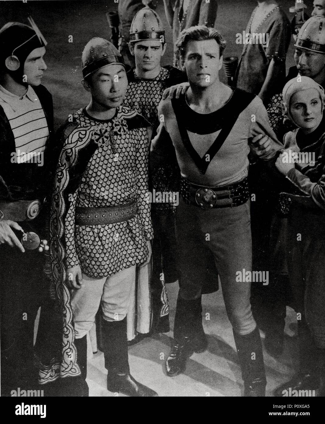 Buck Rogers Buster Crabbe