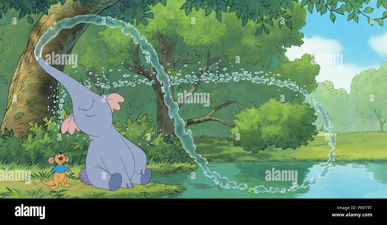 Heffalump Coloring Page - Coloring Home | 756x1300
