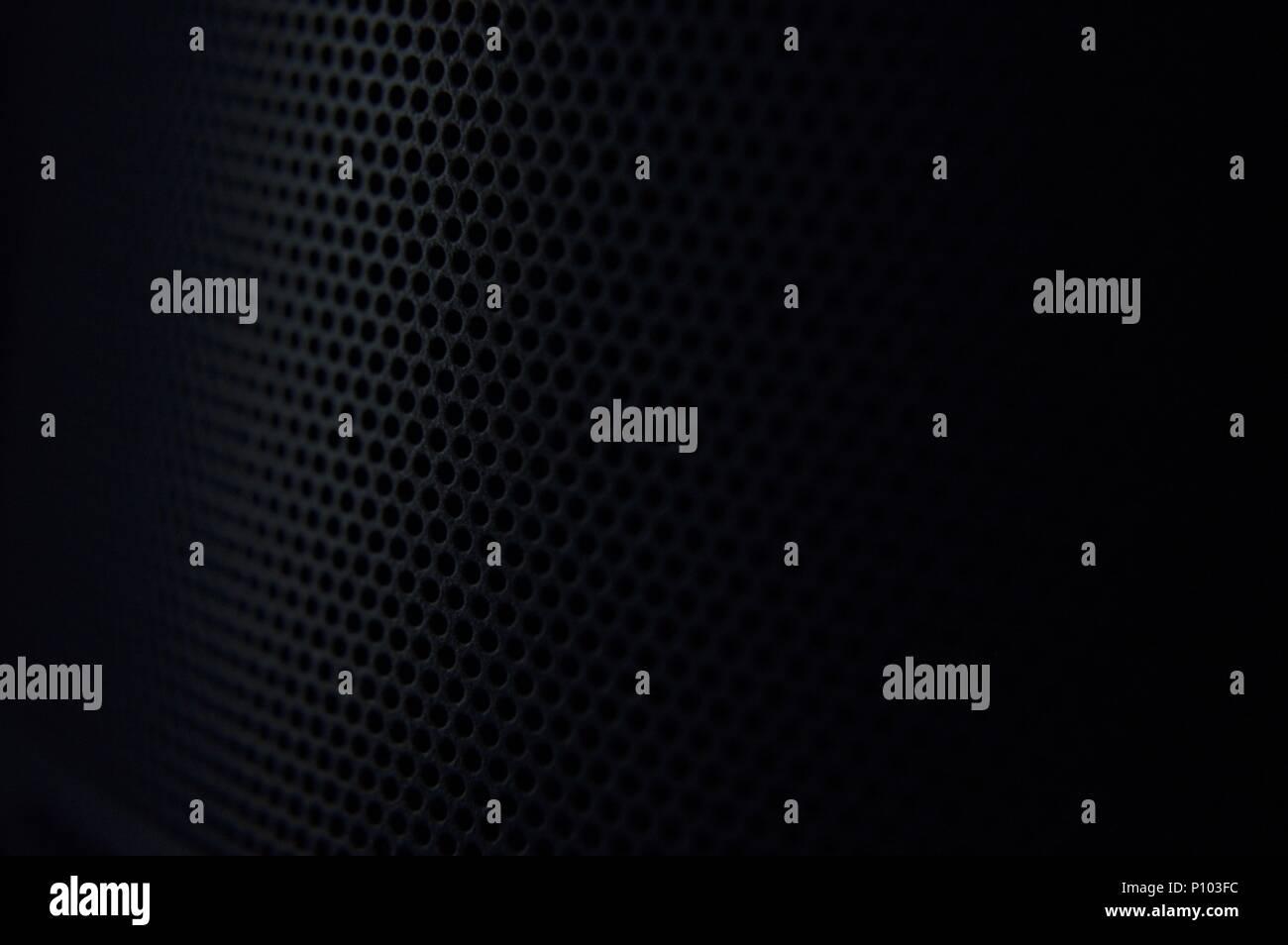 Speaker texture - Stock Image