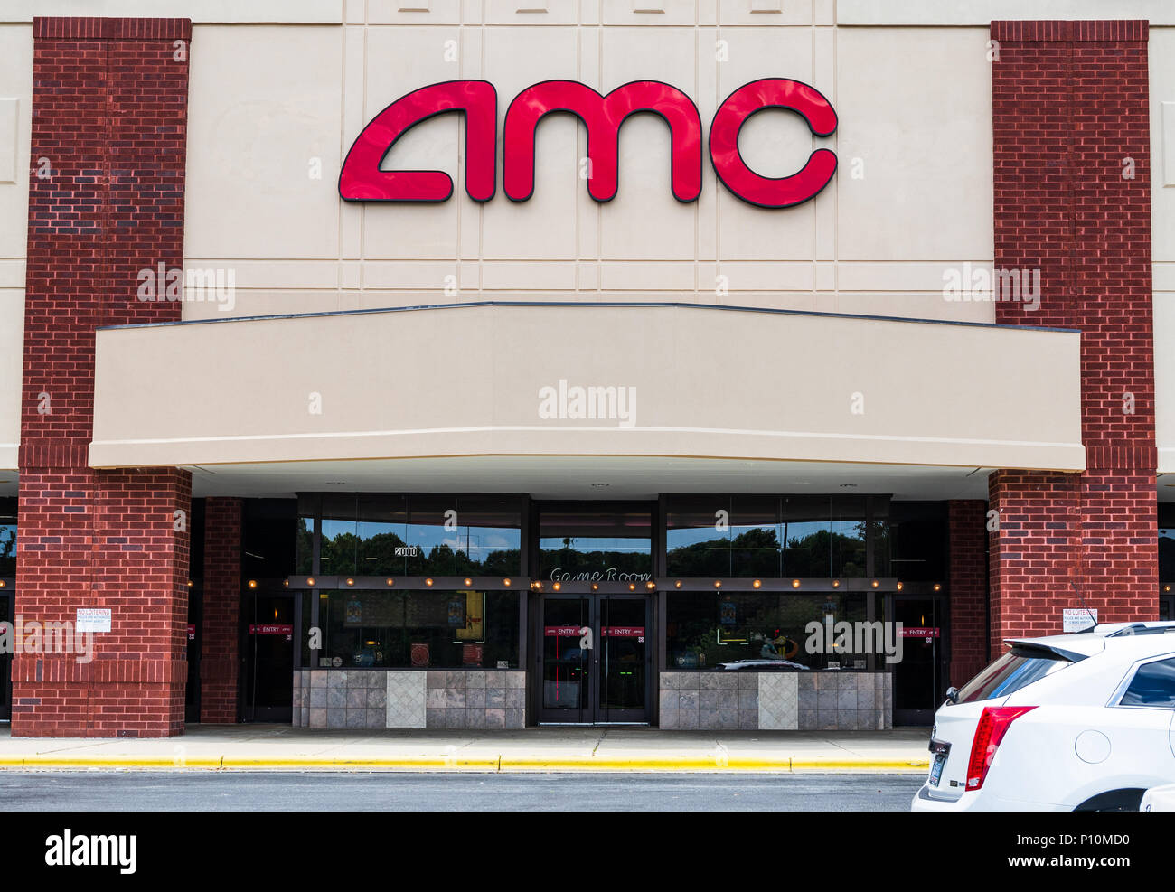 Carmike Hickory Nc >> Amc Theatre Movies Cinema Stock Photos Amc Theatre Movies Cinema