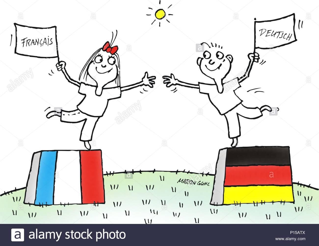 German friendship site
