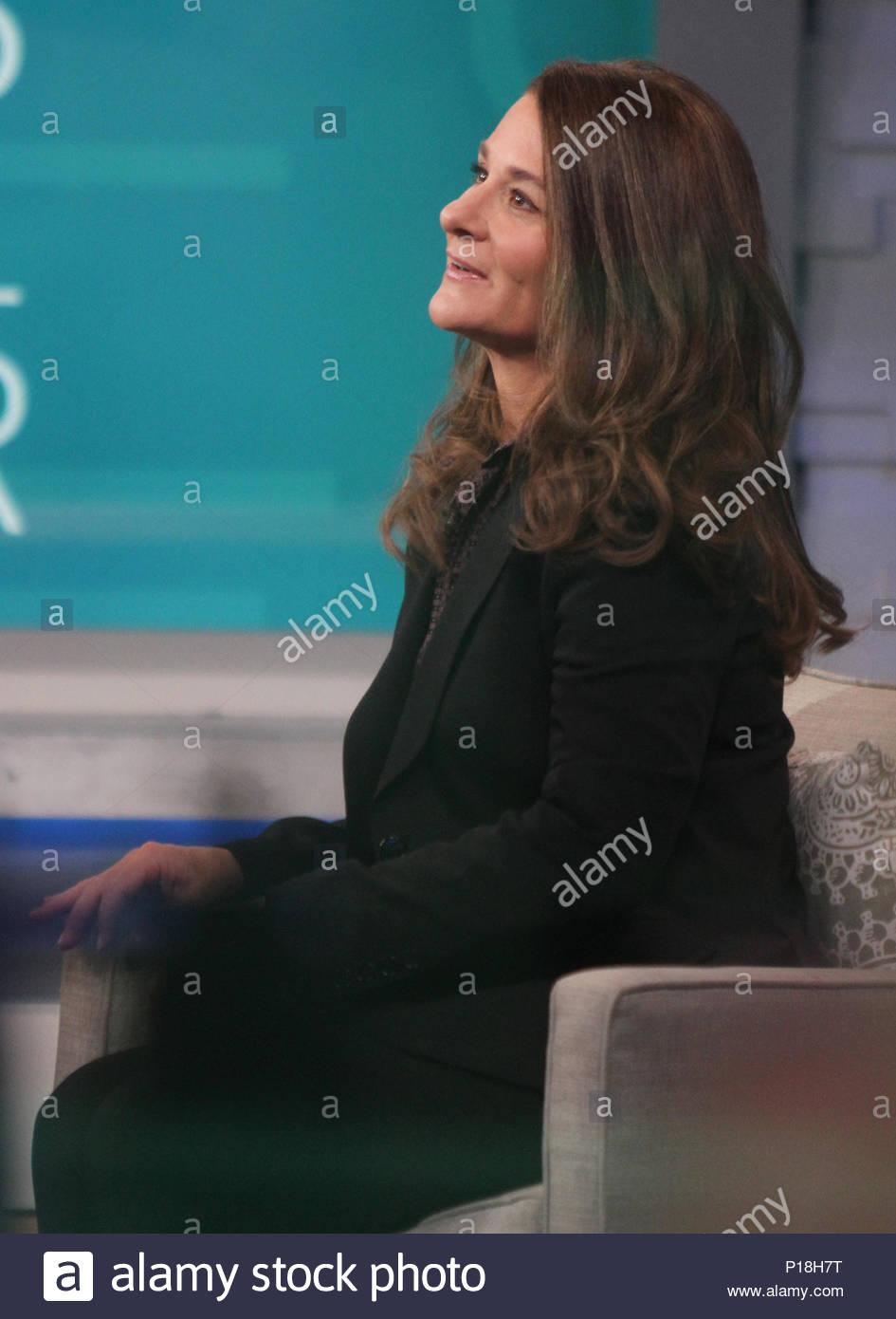 Melinda Gates Mandatory Byline To Read InfphotoCom OnlyBr