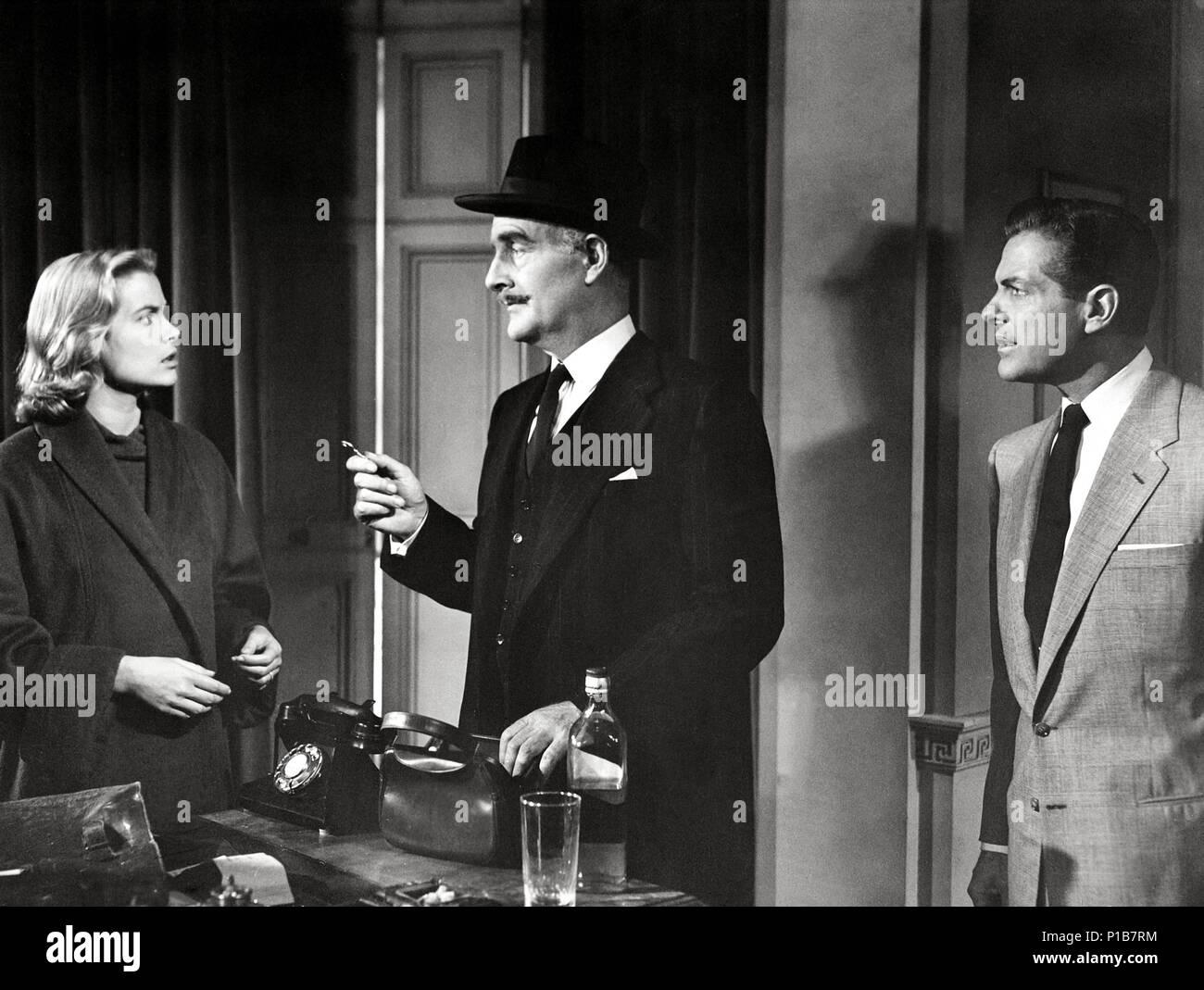 b8140e5ba483 Original Film Title  DIAL M FOR MURDER. English Title  DIAL M FOR MURDER.  Film Director  ALFRED HITCHCOCK. Year  1954. Stars  GRACE KELLY  JOHN  WILLIAMS  ...