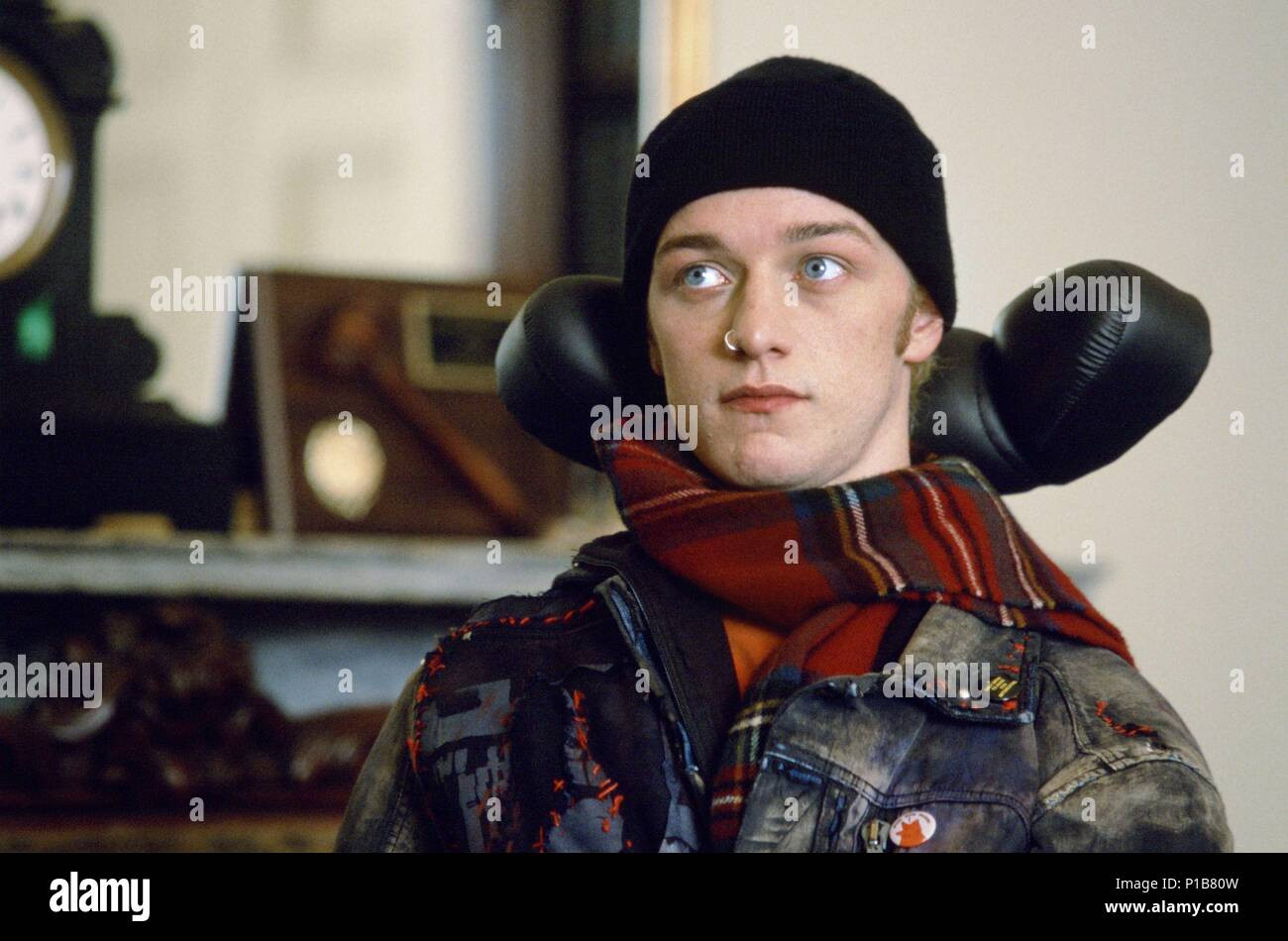 Original Film Title: INSIDE I'M DANCING.  English Title: RORY O'SHEA WAS HERE.  Film Director: DAMIEN O'DONNELL.  Year: 2004.  Stars: JAMES MCAVOY. Credit: FOCUS FEATURES / Album - Stock Image